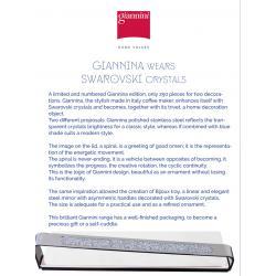 Giannini meets Swarovski - Modern Limited Edition