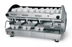 Saeco Aroma SE300 Espressomaschine 3 Gruppen