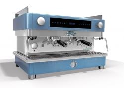 La San Marco Espressom. New 105 E Touch 2 Gruppen