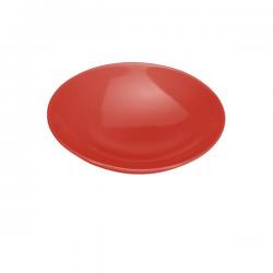 Roter Pasta- / Suppen- Teller Colours (alt) Giannini Durchmesser 21 cm