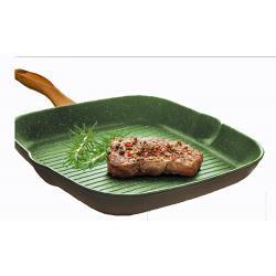 Professionelle Grill- und Fleischpfanne 28 cm Vegetalia